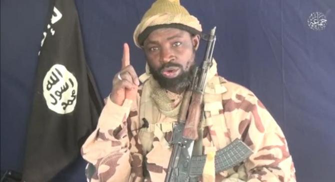 Liderul Boko Haram, Abubakar Shekau