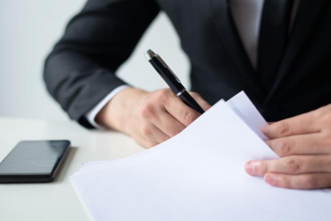 Documentul a fost semnat de președintele Iohannis