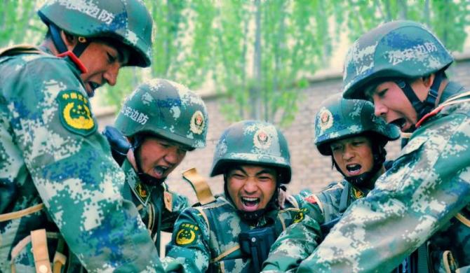 Militarii chinezi au găsit propria lor soluție