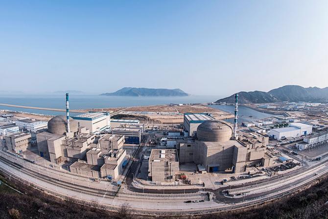 Centrala nucleară de la Teishan