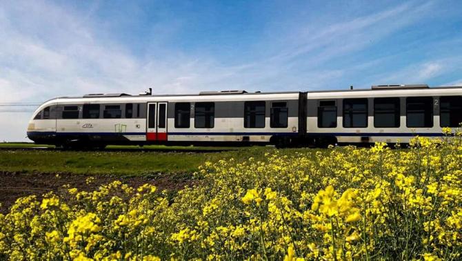 CFR a pregătit Trenurile Soarelui pentru sezonul estival