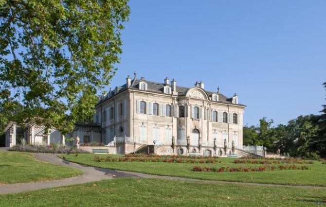 Acesta va fi terenul de luptă: Villa La Grange, din Geneva