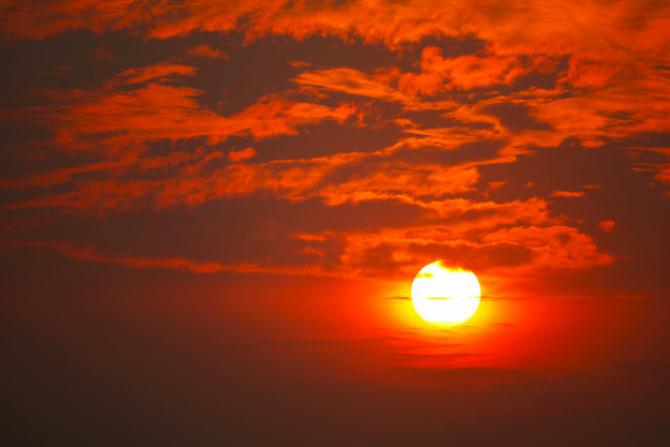 ANM: Temperatura MAXIMĂ în Capitală până vineri