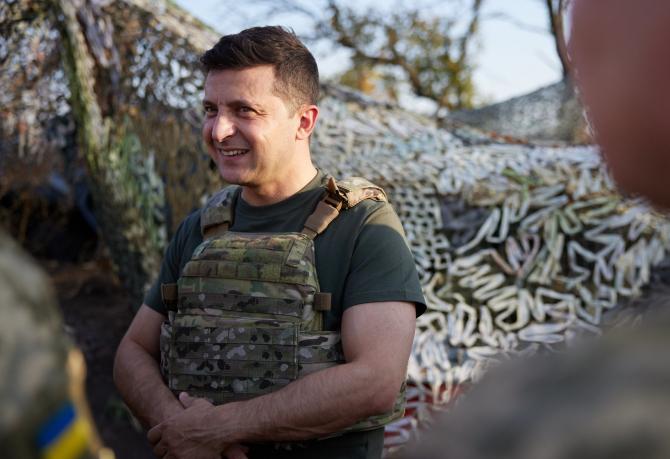 Liderul de la Kiev nu se multumeste cu răspunsuri evazive
