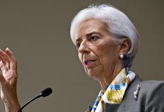 Christine Lagarde spune că o schimbare de politică este posibilă