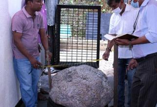 Uriașa piatră are o valoare pe măsură