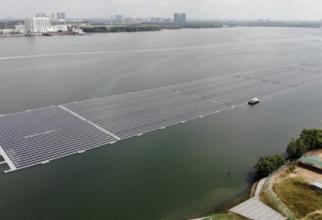 O parte din energia verde rezultată va merge către populația de 1,2 milioane de persoane din Batam, compania intenționând să exporte surplusul către Singapore prin intermediul unui cablu submarin de aproximativ 50 km.Acum cea mai mare insulă din provinci