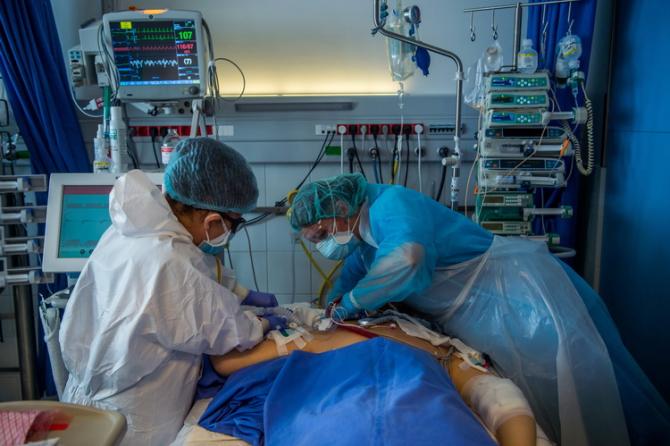 Bilanț COVID-19 din 8 septembrie 2021, în România. Crește numărul de infectări