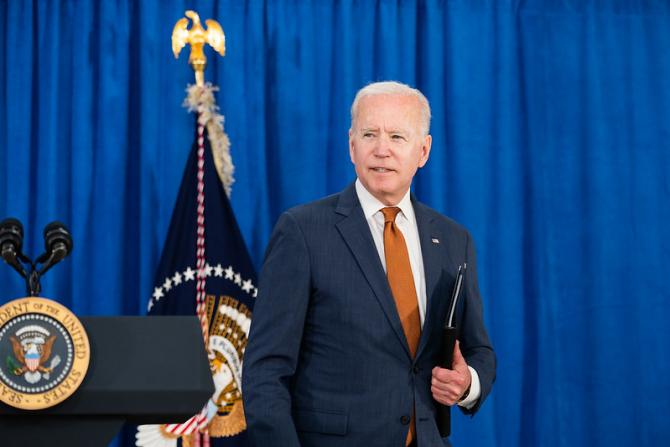 Joe Biden, către americani: Vă rog, vă rog, vaccinați-vă!