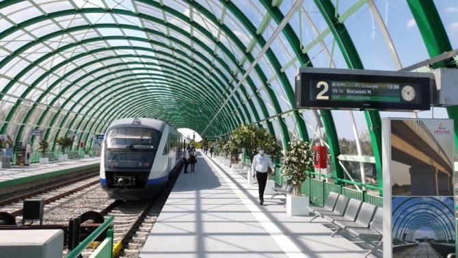 Se introduc și noi trenuri directe