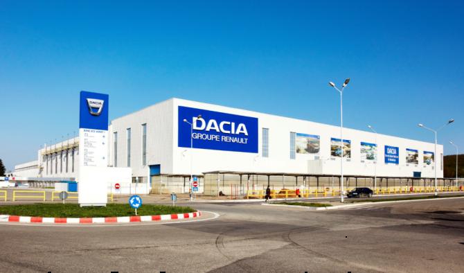 Dacia a vândut mai puțin în Europa