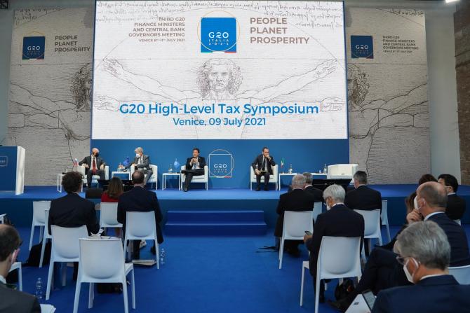 Miniștrii Finanțelor din G20 a ajuns la acest acor istoric