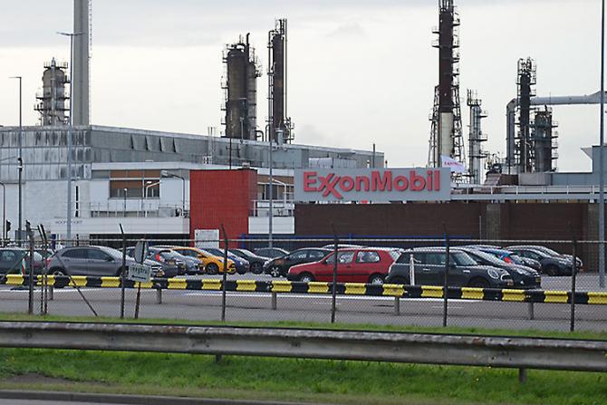 Exxon recuperează pierderile
