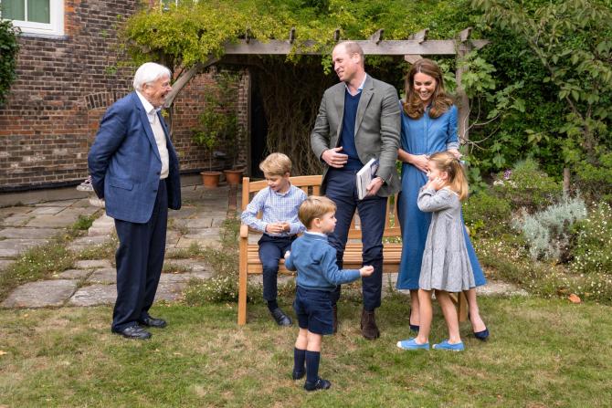 Regula strictă a lui Kate Middleton pentru George, Charlotte și Louis