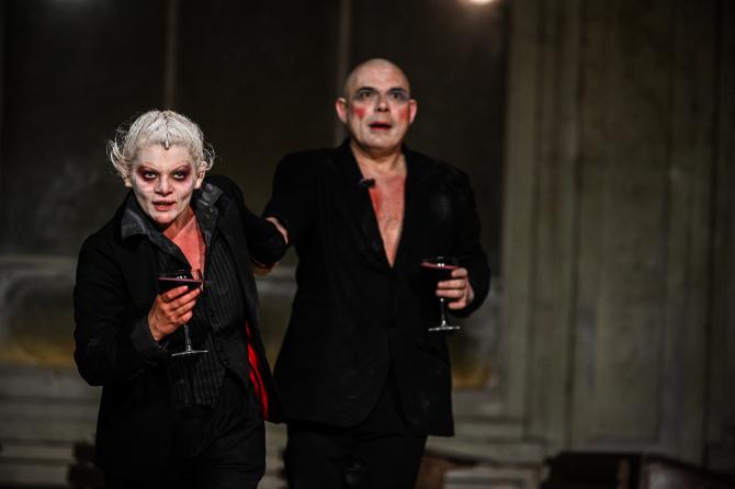 Faust în regia lui Silviu Purcărete