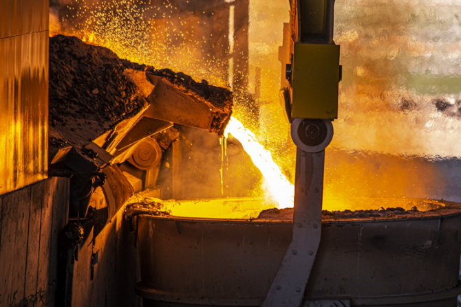 Prețul oțelului a crescut pe piețele internaționale