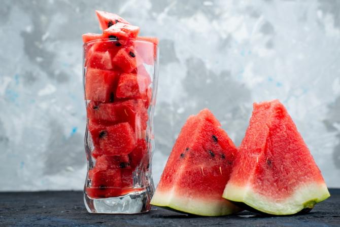 Pepenele roșu este fructul emblematic al verii
