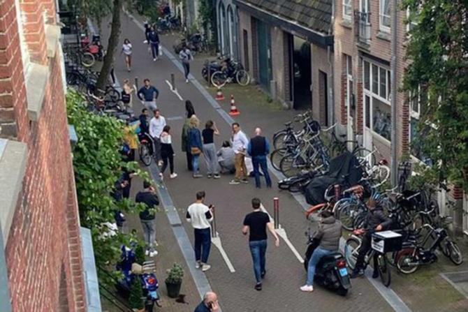 Peter R. de Vries a fost impușcat pe stradă în plină zi
