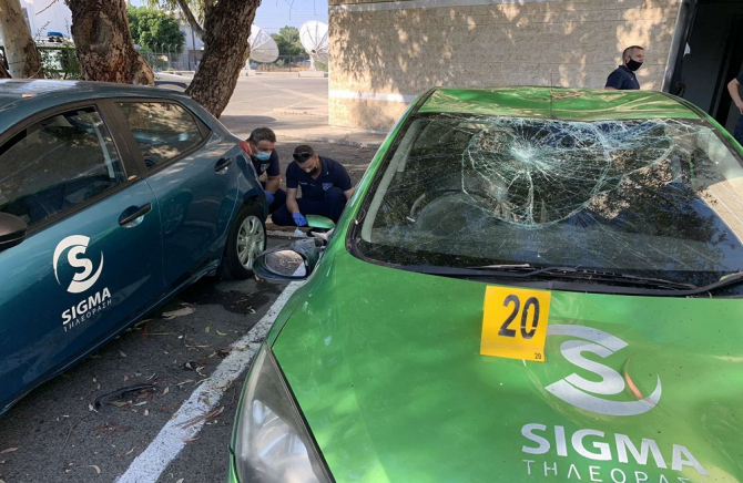 Ciprioții s-au revoltat si au atacat un post de televiziune
