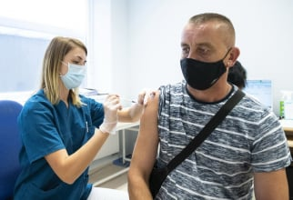 Vaccinare obligatorie pentru bugetari