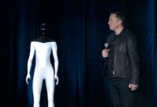 Elon Musk are un nou proiect ambițion, Tesla Bot