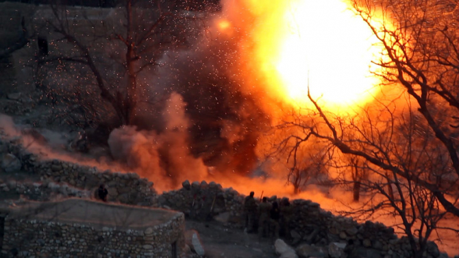 Armata SUA l-a eliminat pe un lider al ISIS-K