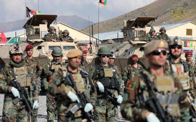 Forțele armate ale țării nu au opus nici o rezistență