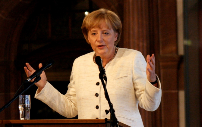Cancelarul Angela Merkel