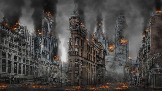 Predicție SUMBRĂ! Prăbuşirea civilizaţiei umane în 20 de ani
