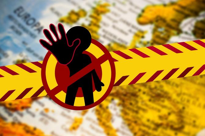 Rata de incidenţă COVID în Bucureşti a depăşit un caz la mia de locuitori