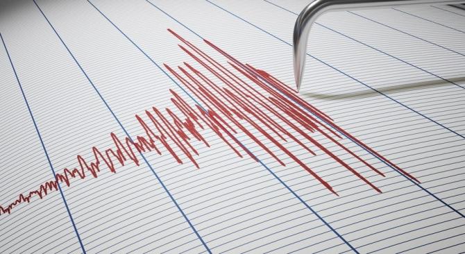 Cutremur cu magnitudine 5.8. Află UNDE s-a întâmplat