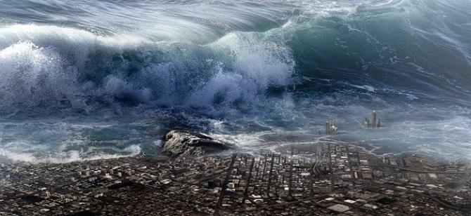 Zonele de coastă ale acestei țări vor avea mari probleme