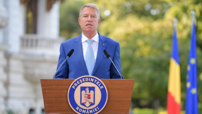 Am decis să desemnez pentru poziția de candidat la funcția de prim-ministru pe Dacian Cioloș