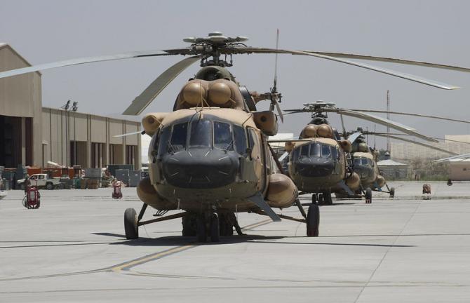 Elicoptere Mi-17 Hip
