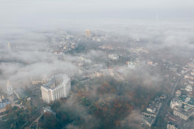 În două din județele României se concentrează foarte multă poluare