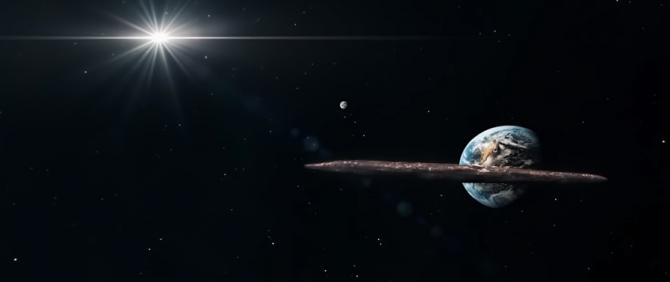 """Pământul poate """"scurta drumul spre viitor"""" furând tehnologie extraterestră de la un OZN"""