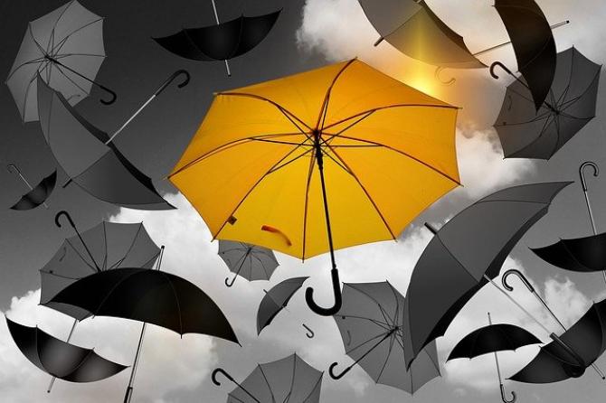 Nu uitați umbrelele acasă