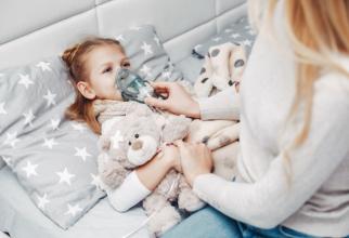 Varianta Delta mbolnăvește mult mai mulți copii