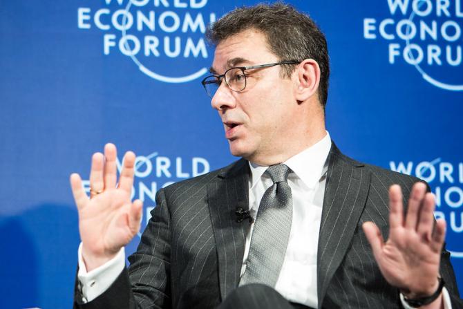 Albert Bourla, CEO-ul Pfizer