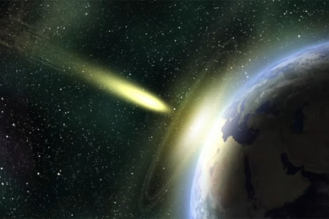 NASA va furnizat o navă spațială pe un asteroid într-o misiune Armageddon