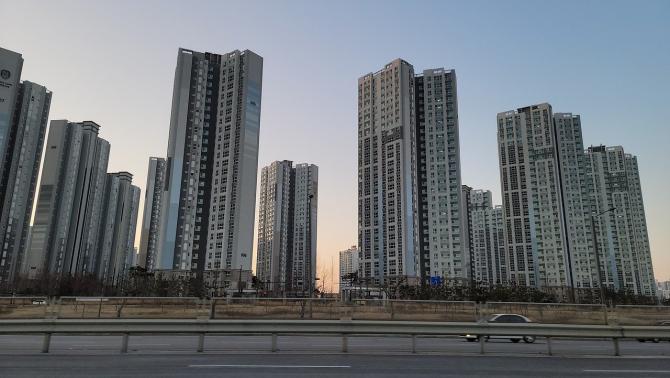 China are un fond locativ uriaș