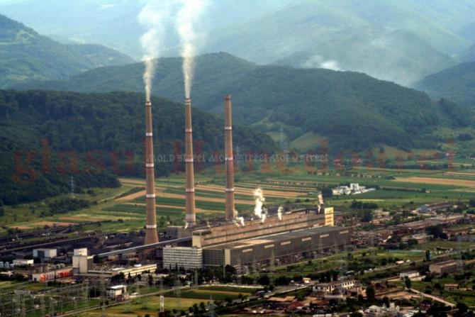 Centrală pe cărbune
