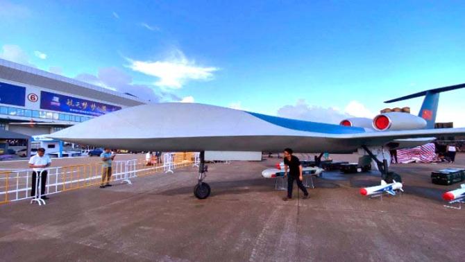 Chinezii au construit una dintre cele mai performante drone de atac