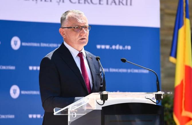 Ministrul Cîmpeanu a oferit toate detaliile
