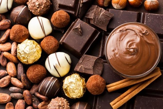 Românii au prins gustul ciocolatei premium