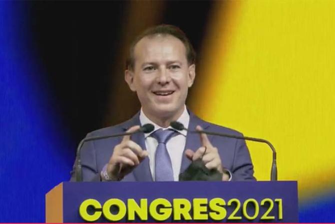Florin Cîțu este noul președinte PNL