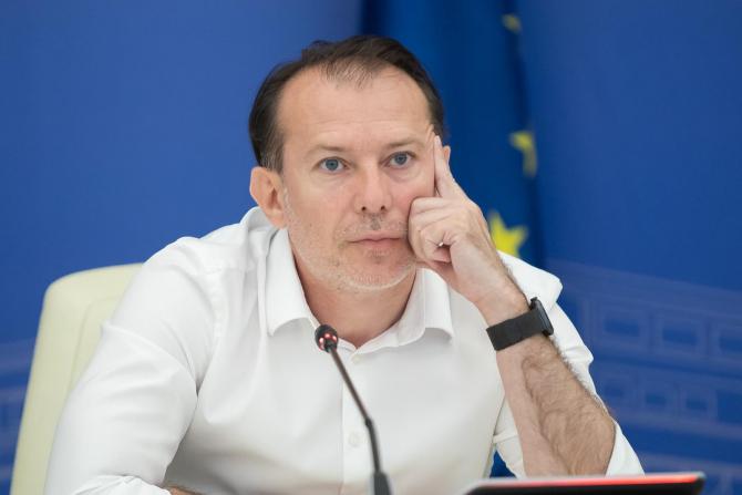 Florin Cîțu, despre plafonarea prețului la gaze: Venim cu soluții pentru această iarnă