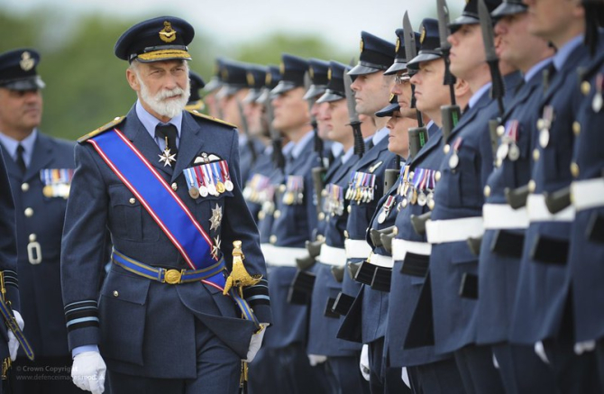 Prințul Michael of Kent