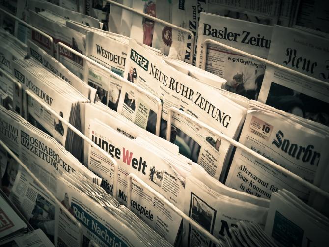 Știrile dimineții. Cinci informații pentru începutul zilei