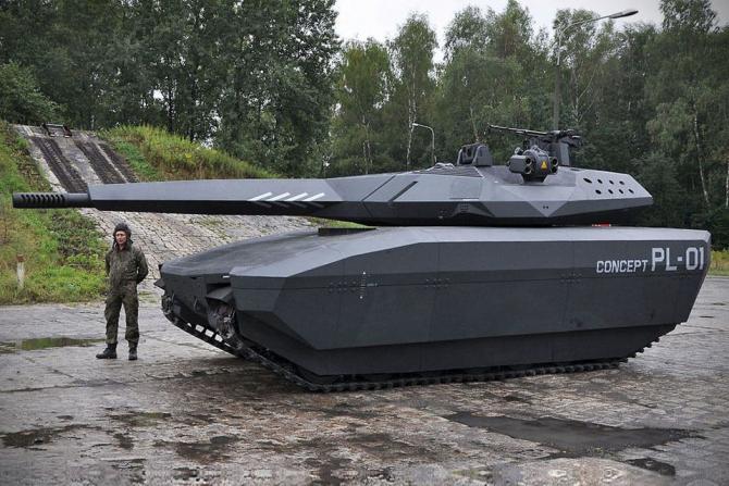 Tancul PL-01